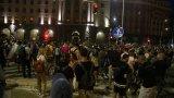 От ГЕРБ обвиняват президента Румен Радев за сблъците и проявите на насилие на протеста