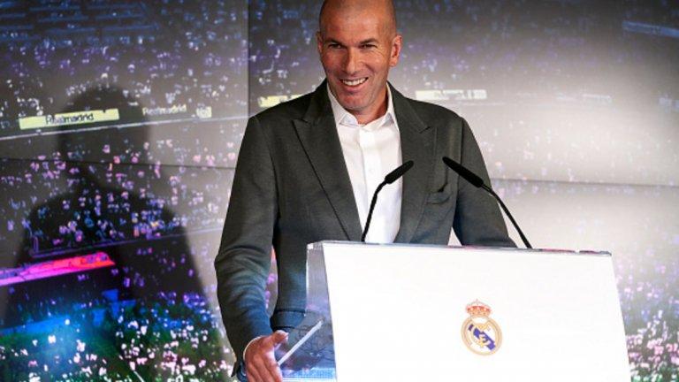 4. Зинедин Зидан (Реал Мадрид) - 12 млн. евро/10.5 млн. паунда Флорентино Перес убеди французина да се завърне с голямо увеличение на заплатата му до пролетта на 2018-а, която беше около 7.5 млн. евро с бонусите. Сега Зизу взима по около милион на месец.