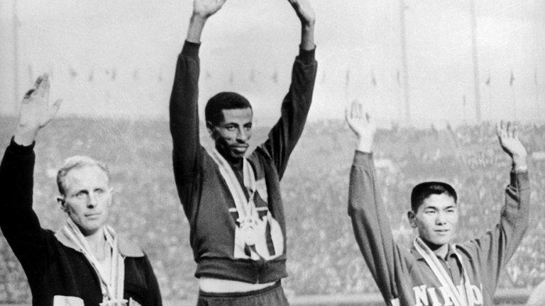 Босоногият шампион, който бе осъден на смърт в родината си