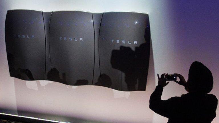Tesla Energy ще произвежда батерии за домакинствата и настройващи се акумулаторни системи с капацитет до 10 киловатчаса