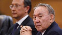Нурсултан Назарбаев подаде оставка като президент на Казахстан