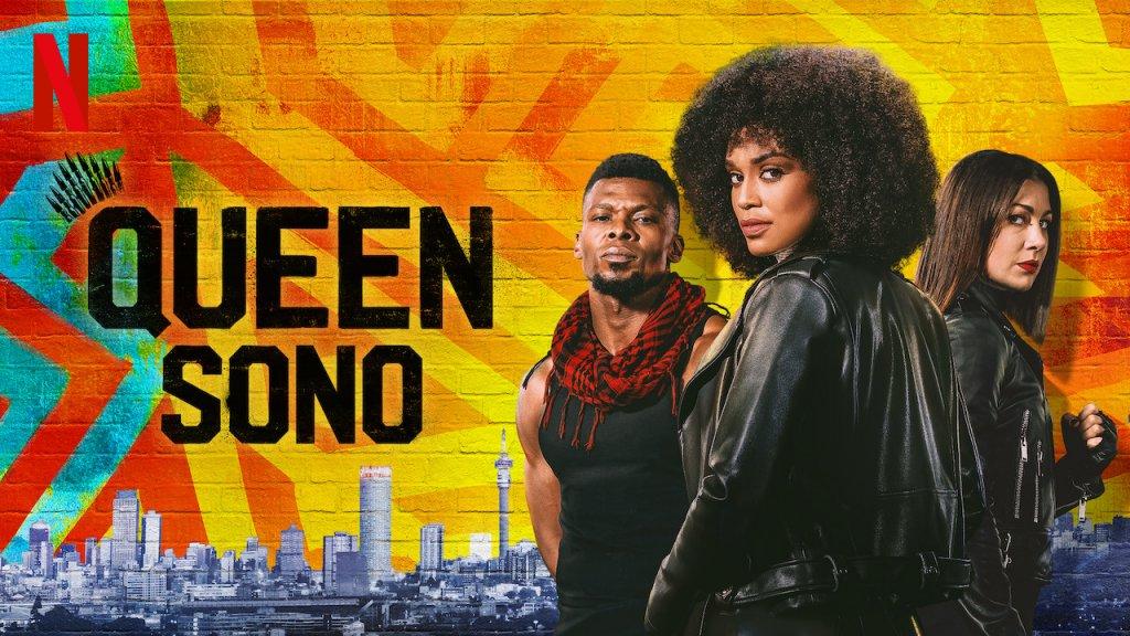 Южна Африка - Queen Sono Първият африкански сериал за Netflix проследява историята на таен агент, опериращ извън официалните документи, чиято цел е да спира опасни терористи и престъпни босове... по неин си начин. Междувременно обаче тя трябва да се справя и с кризите в собствения си личен живот, включително и бремето на това да бъде дъщерята на известна активистка, чието убийство е останало неразкрито. Не е като да не сме виждали вече подобни сериали, но тук интересното е самата среда на Южна Африка, като от сериала може да се научи доста. Шоуто е микс от шпионски игри, лични драми и силна протагонистка - Пърл Туси се справя наистина великолепно с ролята и е удоволствие човек да я гледа като разбита от живота, ритаща задници мадама.