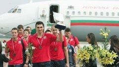 Волейболните национали останаха на второ място в Аржентина
