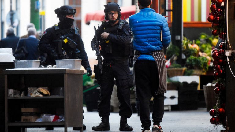 Нападение с нож в центъра на Лондон