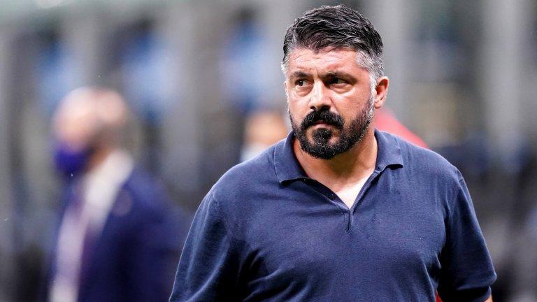 """""""Той е прее*ан"""": Гатузо коментира назначението на Пирло за треньор на Ювентус"""
