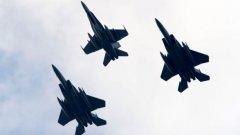 Американски самолети ще охраняват България за седмица