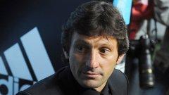 """Под ръководството на Леонардо през седмицата Интер отпадна от Шампионската лига, а сега и загуби шансовете си за защита на """"скудетото"""""""