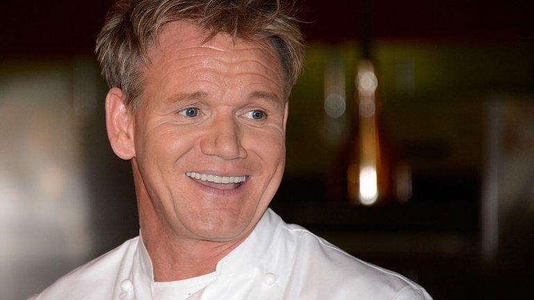 Той е един от най-известните готвачи в света и звездите Мишлен за него не са нещо трудно за постигане