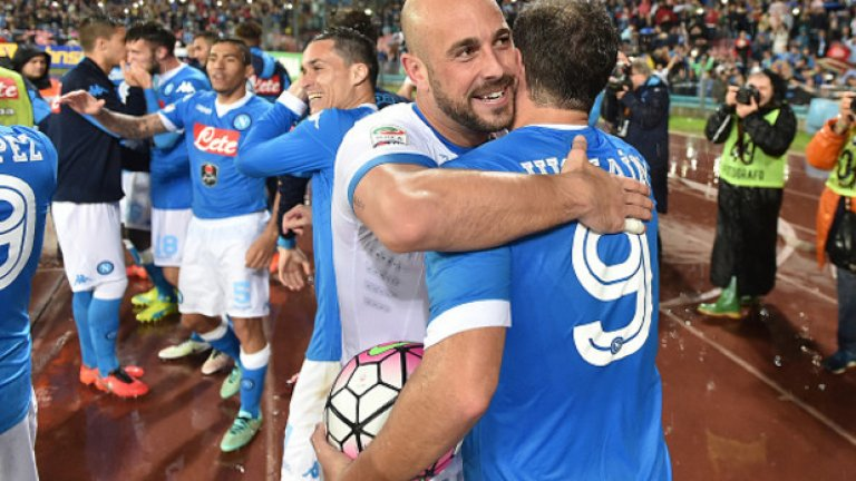 Наполи усилено търсят вратар, който да замени Пепе Рейна, след като испанецът се присъедини към Милан. Цената, която Наполи ще плати за Ареола, е около 35 милиона евро.