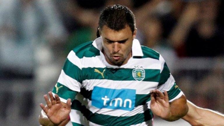 Валери Божинов ще пропусне първите три кръга в Португалия заради травма