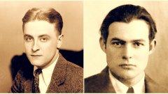 Двама легендарни писатели, една кола и няколко уискита