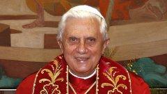 Папа Бенедикт XVI - той е знаел?