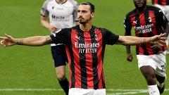 Ибра осигури летящ старт на Милан в Серия А