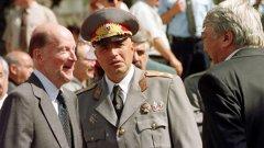 Симеон Сакскобурготски и Бойко Борисов - лидер-цар и лидер народен цар