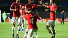 Чили се развихри в първия си мач на Копа Америка 2019