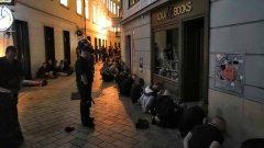 Няма информация за пострадали българи по време на снощните сблъсъци.
