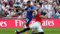 Юнайтед отново изтегли тежък жребий, след като в миналата фаза преодоля Арсенал