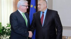 Щайнмайер призова към реформи във вътрешната политика и съдебната система