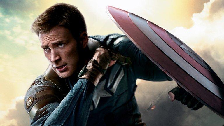 В петия филм с Крис Еванс като Капитан Америка поредицата за Отмъстителите вече прилича много повече на сериал, отколкото на самостоятелни пълнометражни филми