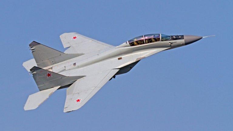 МиГ-29М2 може би ще се продава добре по света, но не е за страни членки на НАТО