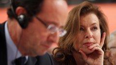 Мемоарите на Валери Триервейе заплашват сериозно кариерата на френския президент