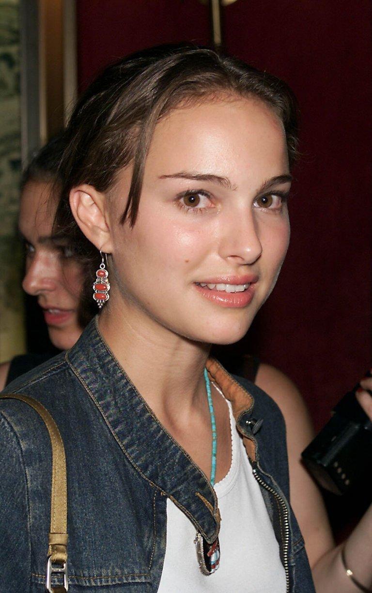 Натали Портман през 2001 г.