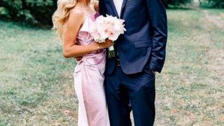 Сватбата на двойката беше миналия септември, а през последната година Данийл качи много нивото си