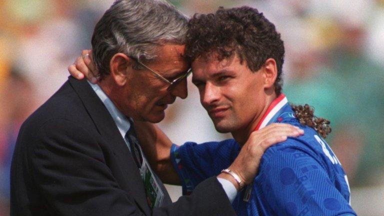 Дори невероятен футболист като Роберто Баджо е свързван предимно с пропуска на финала на Мондиал 1994