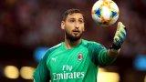 """Донарума на няколко пъти бе близо до това да напусне Милан, но все още е при """"росонерите""""."""