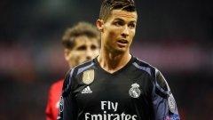 За трети път Роналдо е футболист номер 1 на УЕФА