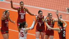 Триумф в Русе! България спечели Златната лига