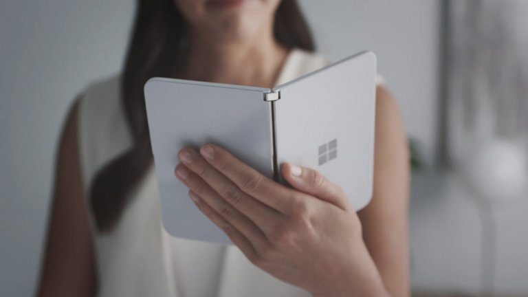 Surface Duo.