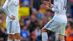 Роналдо и Бейл не стигнаха за повече от 2:2 срещу Валенсия, а победа можеше да е решителна за титлата.