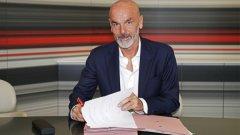 Назначението на 57-годишният не бе прието радушно от феновете на Милан, тъй като той неведнъж е споделял, че е привърженик на големия градски съперник Интер.