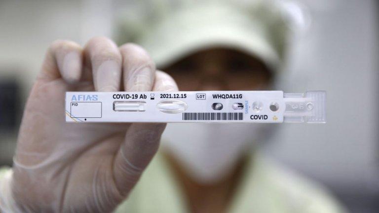 Над 6 хиляди теста са направени за последното денонощие