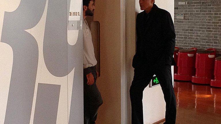 Майска среща с Джордж Клуни