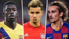 В последните години бяха пръснати умопомрачителни суми за селекция, а приносът на новите футболисти е скромен. Едни и същи ветерани носят Барселона на гръб