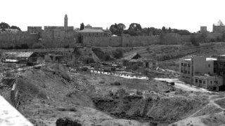 Легендата за обитателите на ничията земя по време на война