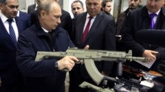 I go hard like Vladimir Putin