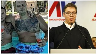 Кой е Велко Беливук, човекът от снимките с убитите мъже, които сръбският вътрешен министър показа по телевизията