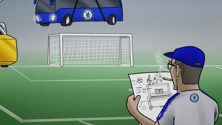 Маурицио Сари започна с промените в Челси.