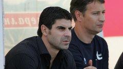 Асен Букарев разкритикува решението на Гонзо да седне на треньорската скамейка на Левски