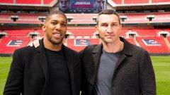 Има възможност да гледаме реванш между Кличко и Джошуа