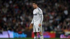 Кристиано Роналдо се оказа безпомощен срещу защитата на Барселона