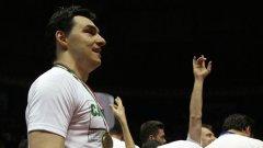 Владимир Николов спечели 17-то отличие в кариерата си
