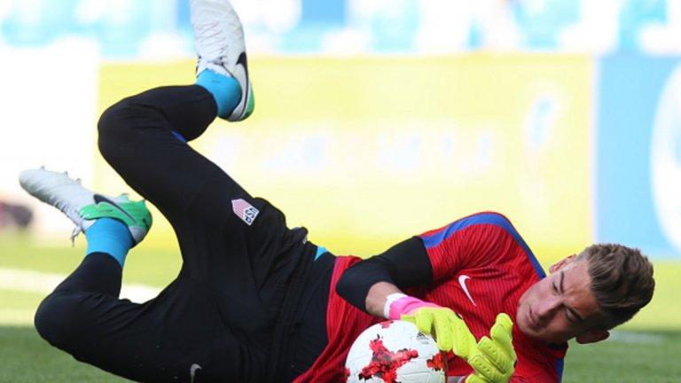 Джонатан Клинсман - 21-годишен, вратар (Херта) За разлика от знаменития си баща, Клинсман-младши е вратар. През миналата година дебютира за представителния тим на Херта и направи отлични мачове за берлинския отбор в Лига Европа.