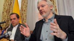"""Джулиан Асанж твърди, че """"архивът на Sony е публична собственост и WikiLeaks ще държи той да се запази като такъв"""