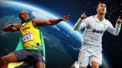 Юсеин Болт и Кристиано Роналдо ще генерират огромен интерес съответно на олимпиадата в Рио и на европейското по футбол във Франция.