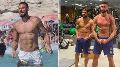 По какво си приличат Роналдо и Жиру?