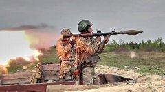RPG-7 RPG - ръчният противотанков гранатомет - е едно от най-ефикасните и най-разпространени преносими потивотанкови оръжия. Както войници, така и бунтовнически групи използват РПГ, за да изравнят силите на бойното поле, особено срещу противниците с повече и по-мощна тежка артилерия.
